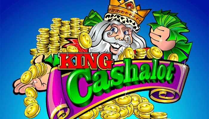 Enjoyment and Fun of King Cashalot