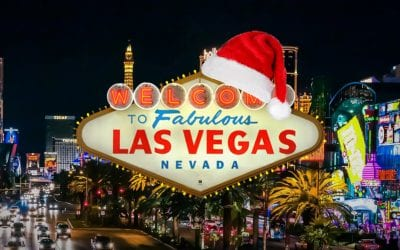 Vegas Trip on Christmas