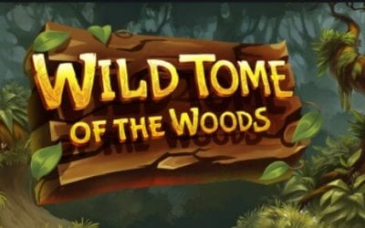 Wild Tome of the Woods, is one of the newest online casinos on the web
